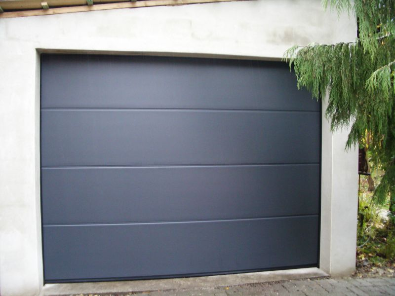 Portes de garage oppla pro portes garage acier gamme for Top 60 porte garage